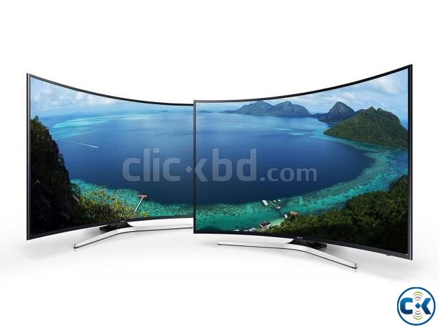 40 ku6300 Samsung UHD 4K Curved Smart TV   ClickBD large image 1
