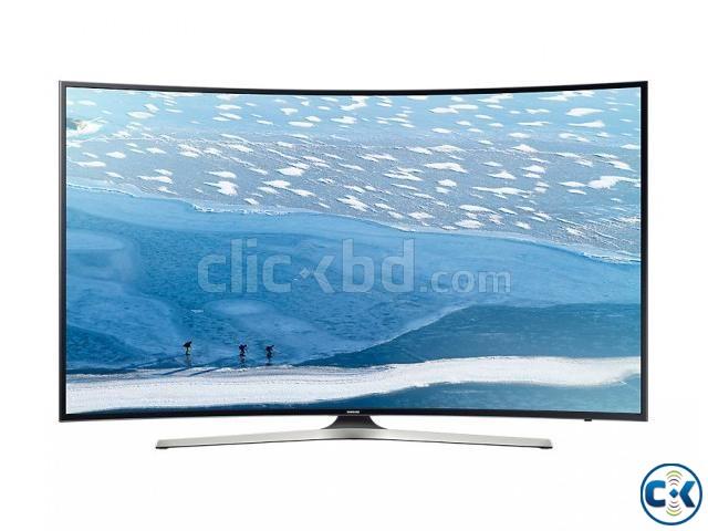 40 ku6300 Samsung UHD 4K Curved Smart TV   ClickBD large image 2