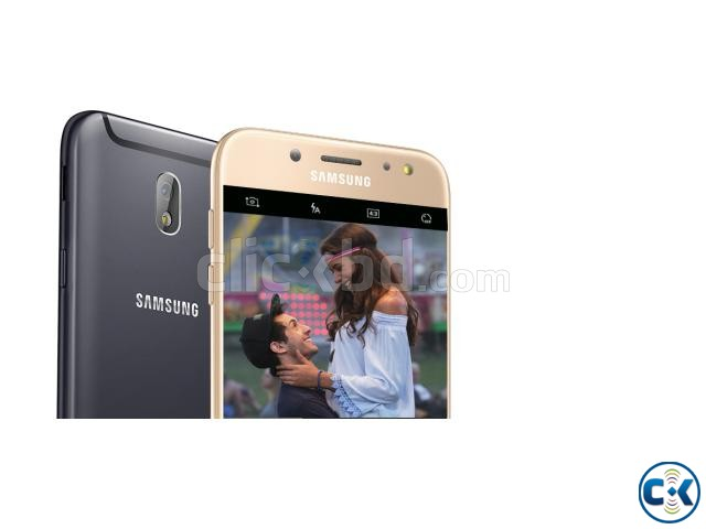 Brand New Samsung Galaxy j7 Pro Sealed Pack 3 Yr Warranty | ClickBD large image 0
