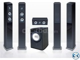 Accusound Home Theater 5.1 Sa 100 Rear wirless