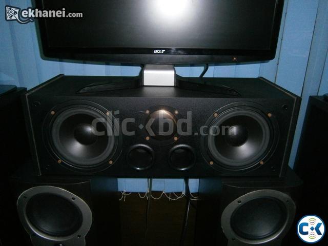 Accusound Center Speaker | ClickBD large image 0
