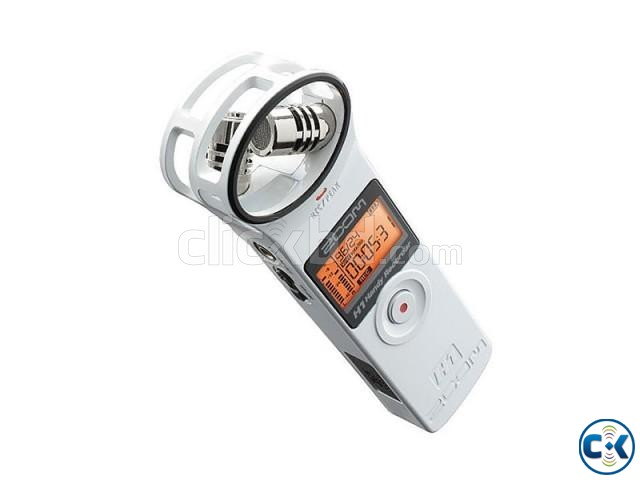 ZOOM H1 Handy Portable Digital Recorder | ClickBD large image 0