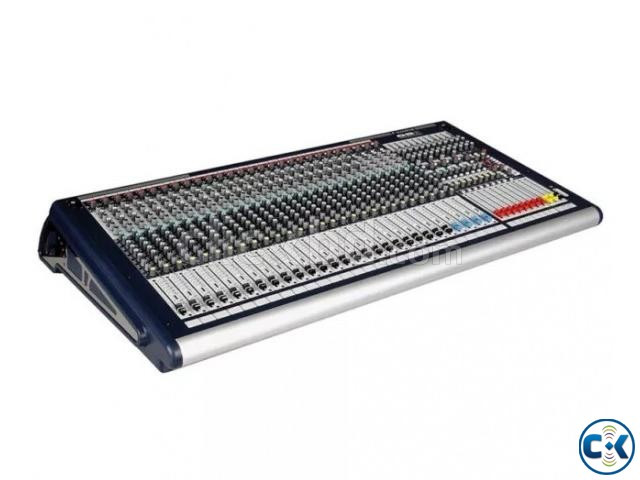 Soundcraft GB-8-24 Intack Curton Brand New | ClickBD large image 0