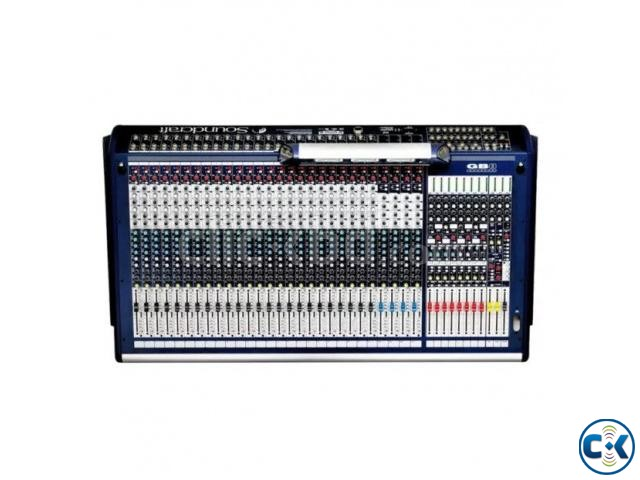 Soundcraft GB-8-24 Intack Curton Brand New | ClickBD large image 1