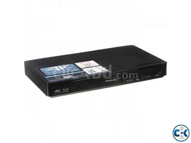 Panasonic BDT380 4K -System Blu-ray Disc DVD Player | ClickBD large image 1