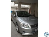TOYOTA AXIO X SEDAN CAR-2011