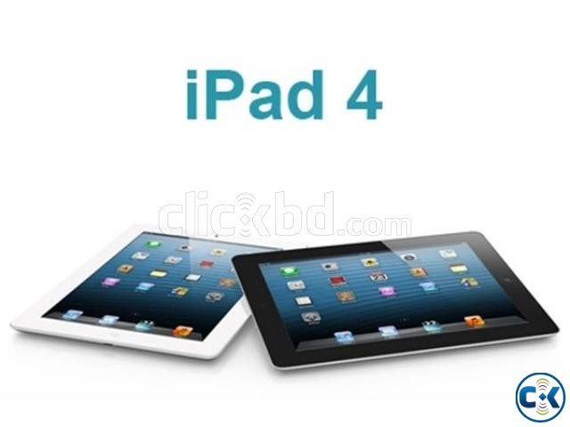 Apple iPad 4 16GB 9.7 | ClickBD large image 0