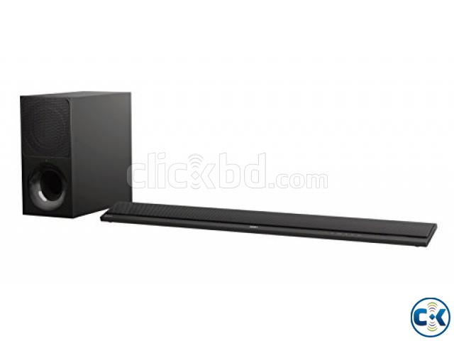 Sony CT800 Powerful sound bar 4K HDR | ClickBD large image 1