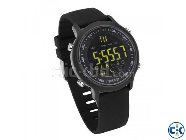 EX18 Smart Bluetooth Gear Watch water-proof intact Box | ClickBD large image 1
