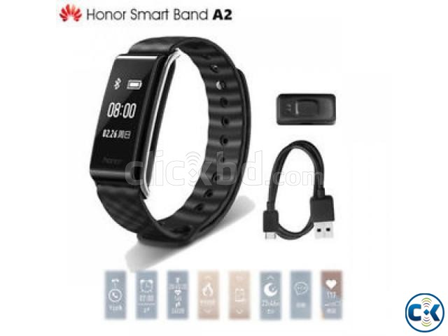 Huawei Honor A2 Fitness Band water-proof intact Box | ClickBD large image 0