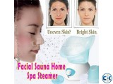 Warm Stream Facial Deep Clean Spray-