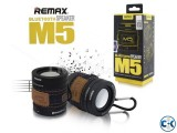 REMAX Cowboy Style Portable Bluetooth Speaker-M5