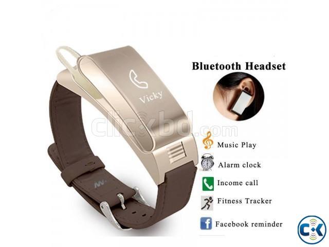 A9 Smart Bracelet | ClickBD large image 0