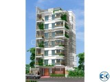 South facing 1550 sft. flat Bashundhara