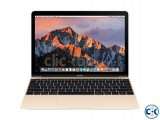 Apple A1534 Core M3 12 Retina 8GB 256GB SSD Macbook