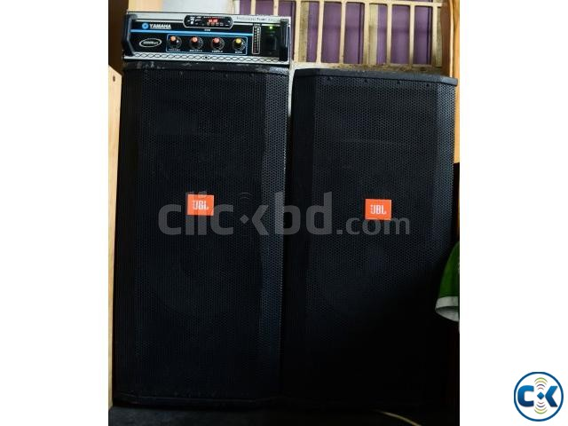 1 pair JBL 12 Speaker NEW   ClickBD large image 0