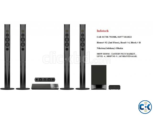 N9200 3D BUL RAY SONY HOME THEATER Lowest Price in Banglades | ClickBD large image 1