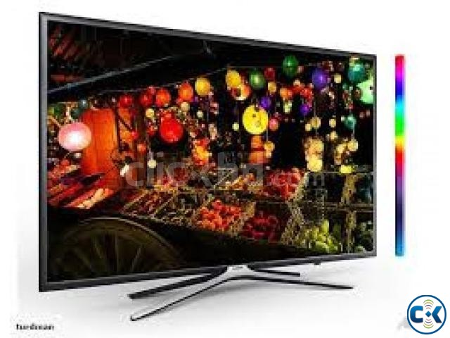 Samsung M5500 43 Inch Flat High Dynamic Wi-Fi Smart LED TV | ClickBD large image 0