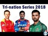 Tri-nations ODI Series 2018 Bangladesh vs Sri lanka