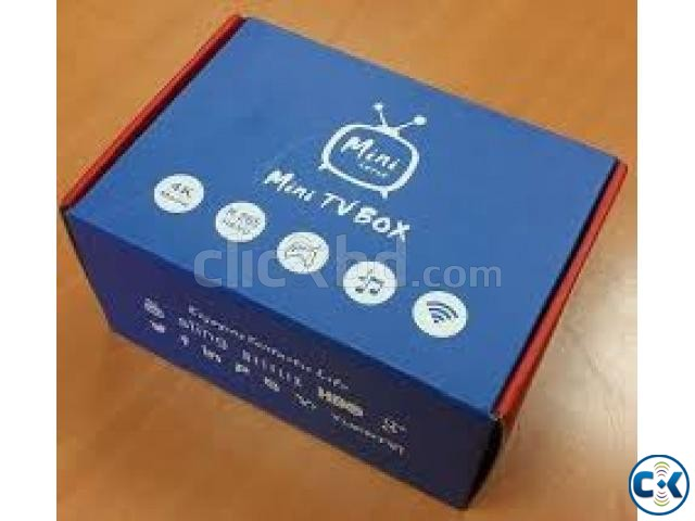 Android 4k Internet Tv Box 2GB RAM 8GB ROM | ClickBD large image 0