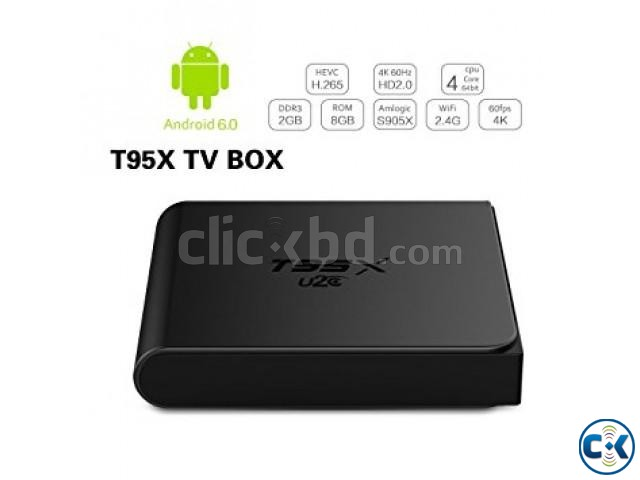 Android 4k Internet Tv Box 2GB RAM 8GB ROM | ClickBD large image 3