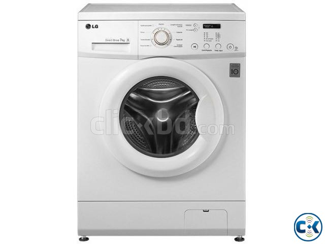 LG WASHING MACHINE | ClickBD large image 0