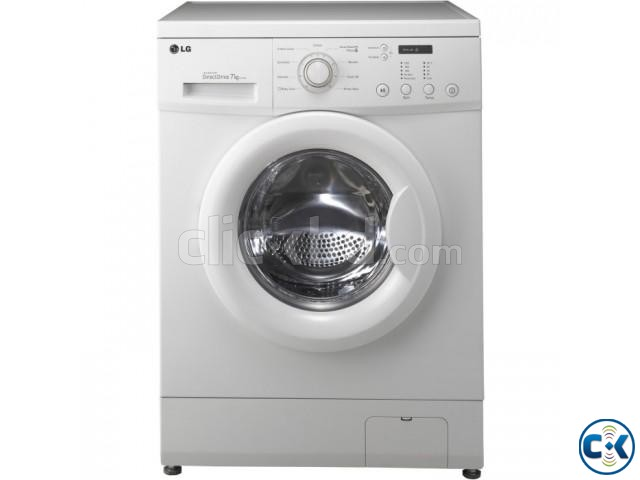 LG WASHING MACHINE | ClickBD large image 1
