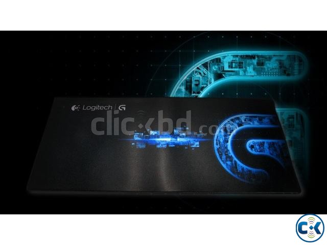 Logitech G series mouse pad | ClickBD large image 0