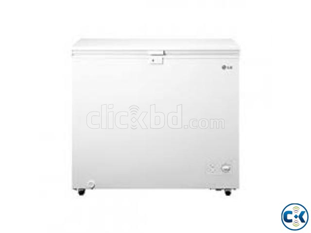 LG Deep Freezer 198L GCS-245SVC | ClickBD large image 0