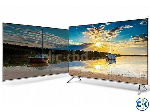 82 MU7000 4K HDR Smart TV with Premium Picture ... - Samsun | ClickBD large image 1