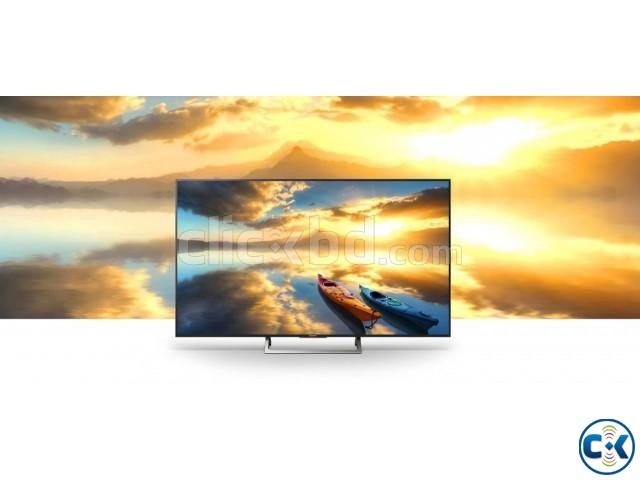 43X7000E UHD HDR SMART SONY BRAVIA | ClickBD large image 2