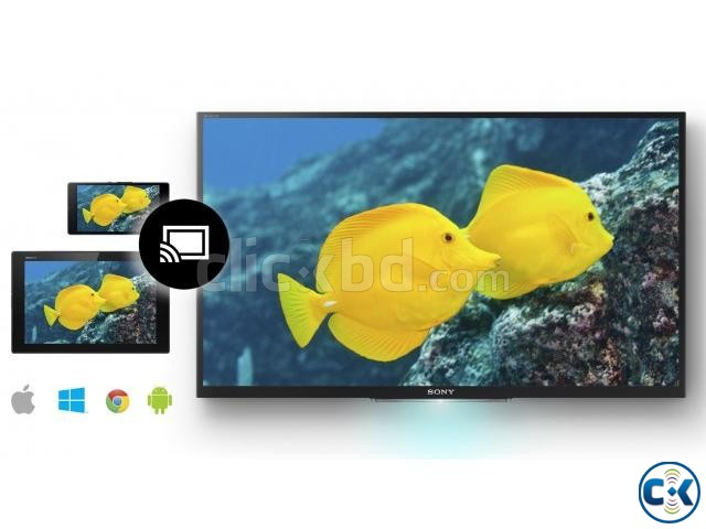 SONY ANDROID 3D 75W850C FHD LED TV | ClickBD large image 3