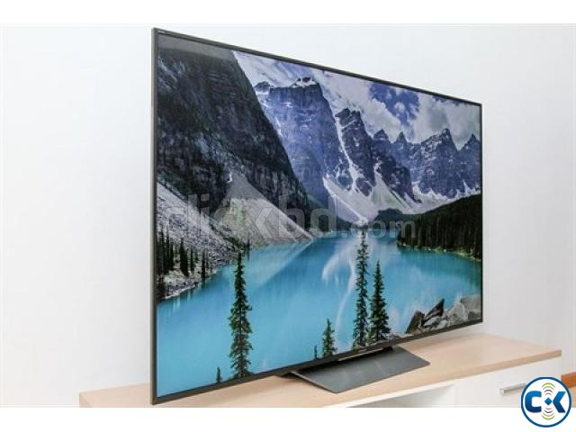 SONY BRAVIA ANDROID 4K 75X8500D LED HDR TV | ClickBD large image 3