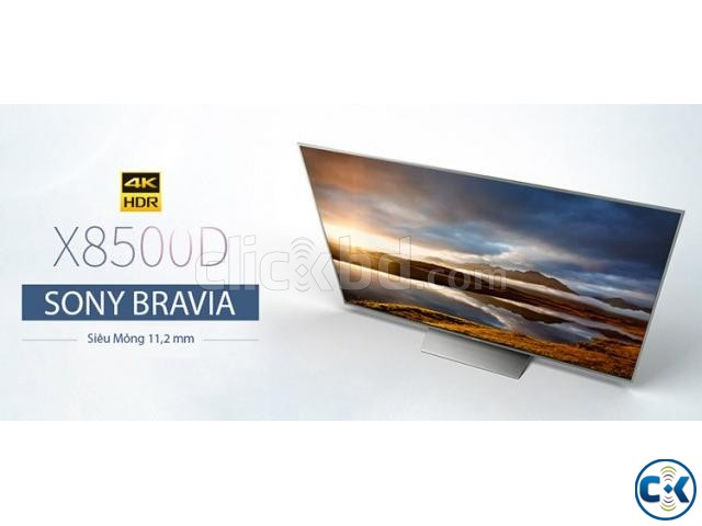 SONY BRAVIA ANDROID 4K 75X8500D LED HDR TV | ClickBD large image 4