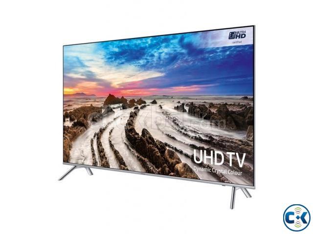 SAMSUNG 82 MU7000 4K HDR Smart TV Premium Picture Quality | ClickBD large image 0