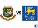 Ti-nations ODI Series 2018 Bangladesh VS Sri Lanka Odi