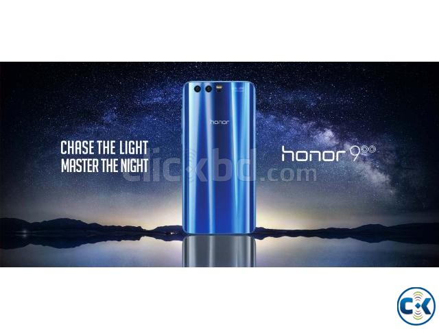 Brand New Huawei Honor 9 4 64 Sealed Pack 3 Years Warranty | ClickBD large image 1