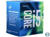 Core i5 6500 6th gen 3.60Ghz processor