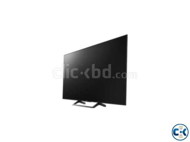 Sony Bravia X7000E 43 Inch 4K Ultra HD Wi-Fi Smart LED TV | ClickBD large image 0
