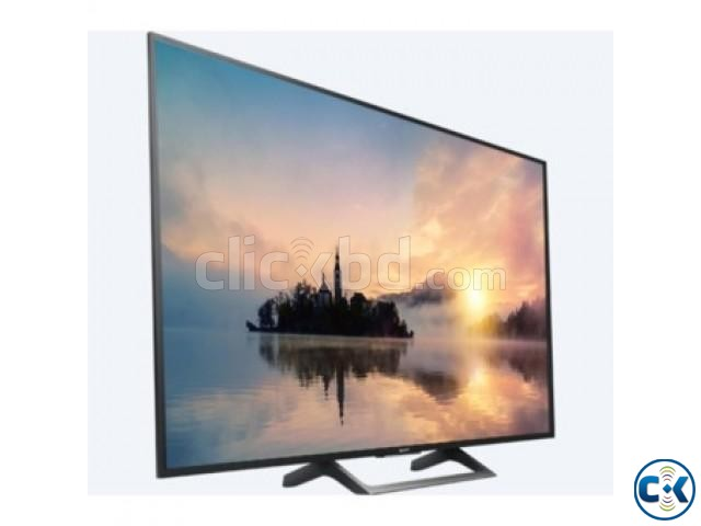 Sony Bravia X7000E 43 Inch 4K Ultra HD Wi-Fi Smart LED TV | ClickBD large image 1
