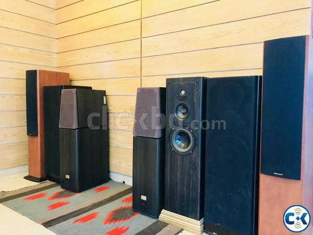 TOWER SPEAKER COLLECTION. | ClickBD large image 1