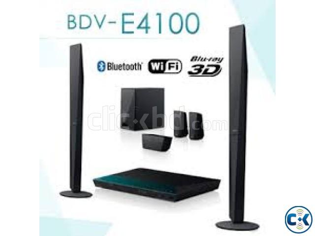 Sony BDV-E4100 5.1ch WiFi 3D Blu-ray Disc Home Cinema | ClickBD large image 0
