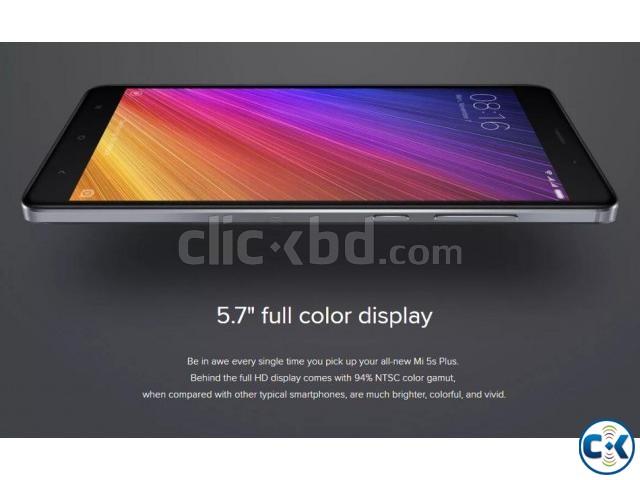 XIAOMI MI 5S PIUS 6GB 128GB | ClickBD large image 0