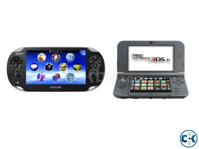Soft copy games for 3ds and vita | ClickBD large image 0