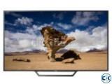 Sony Bravia W602D 32 YouTube Wi-Fi Screen Mirroring LED TV