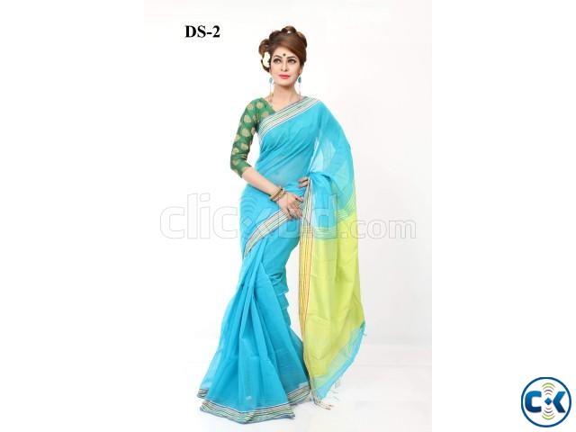 silk saree ds-02 | ClickBD large image 0