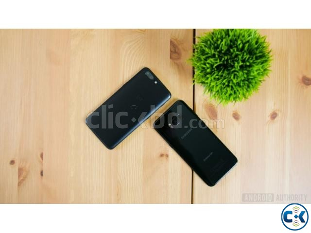 Brand New ONE PLUS 5 128GB Sealed Pack 3 Yr Warranty   ClickBD large image 1