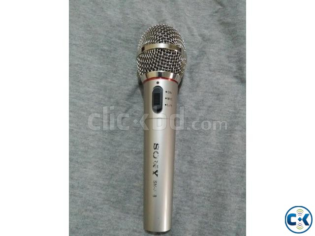 SONY MICROPHONE SN-398 | ClickBD large image 1
