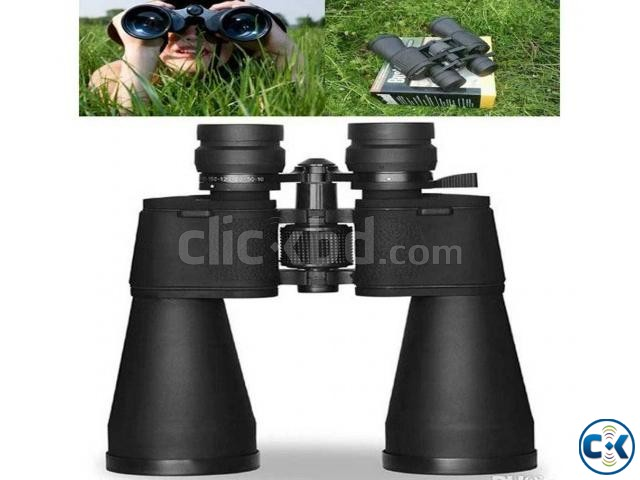 Bushnell 10- 70X70 Binocular With Zoom 01618657070 | ClickBD large image 0