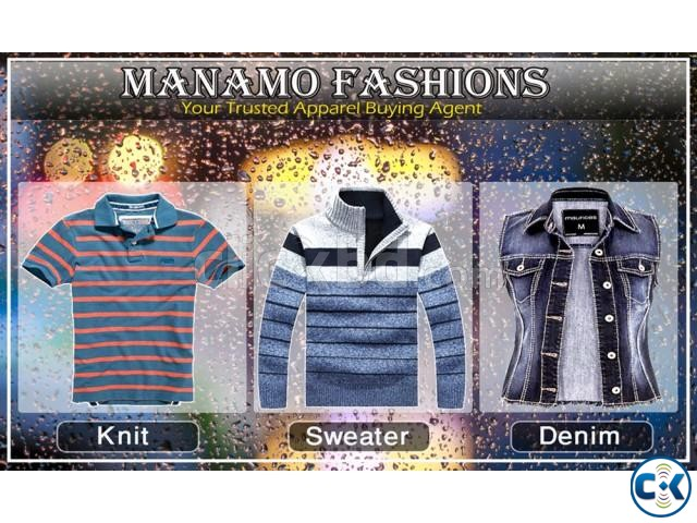 100 Export Oriented Garments Product | ClickBD large image 0